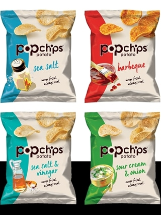 De voedingsproducent kan zelf kiezen om een vetlaagje op de chips te spuiten teneinde zijn kruiden eraan te kunnen binden. Daar waar gefrituurde chips voor 33% uit vet bestaan, koos het Amerikaanse Popchips, een van de klanten van Incomec-Cerex, bijvoorbeeld voor 14% vetgehalte.