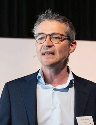 """Daniel Lievens, CEO van NxtPort: """"We willen bedrijven connecteren aan een 'common data sharing blackbone' waar verschillende actoren mee kunnen verbinden."""""""