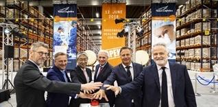 Twee nieuwe GDP gecertificeerde warehouses voor Yusen Logistics