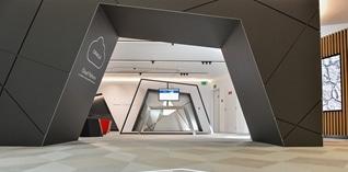 Cloud eXperience Center in Vilvoorde