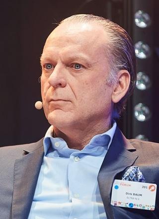 Dirk Baum, CEO van Eltra: 'Sinds de ondertekeningen van een samenwerkingsakkoord tussen vijftien retailers en twintig leveranciers uit de sector is de druk alleen maar toegenomen. We weten dat consumenten zeer vaak op het internet gaan kijken en als distributeur speel je gewoon niet meer mee als je dan niet over de juiste data beschikt.'