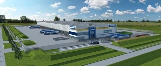 Mainfreight opent eerste logistieke site op Eiland Zwijnaarde
