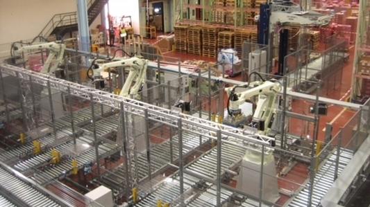 Parfums Christian Dior zet OSR Shuttle en robottechnologie in