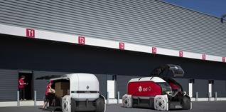 DPD hertekent last mile delivery met zelfrijdende EZ-PRO conceptwagen van Renault