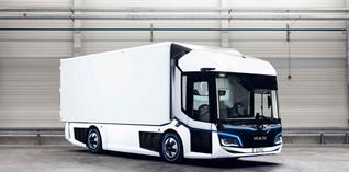 MAN stuurt negen elektrische vrachtwagens de weg op in Oostenrijk
