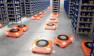 Transportrobots worden steeds goedkoper en laten toe om op een laagdrempelige manier dingen uit te proberen