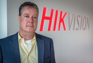 Mark Beumer, Vice-President Operations Hikvision