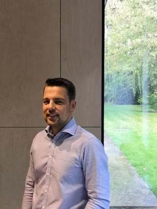 """Sven Bries, sales & marketing coordinator bij SDE: """"Een vooruitziende blik en een zekere principiële nieuwsgierigheid of openheid naar nieuwe technologieën typeren Van Pelt."""""""
