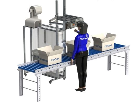 Storopack gaat samenwerking aan met Opitz Packaging Systems