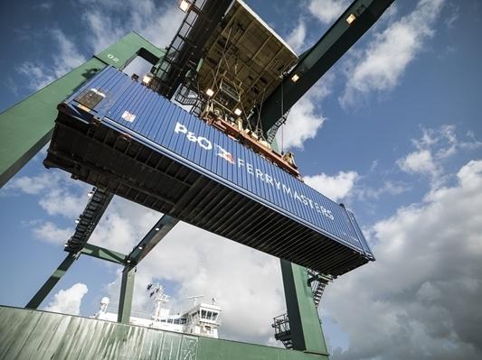 P&O Ferrymasters verbindt Turkije met Zeebrugge en Rotterdam