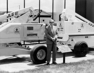Het bedrijf van John Landis Grove ontwikkelde een wereldwijde activiteit.