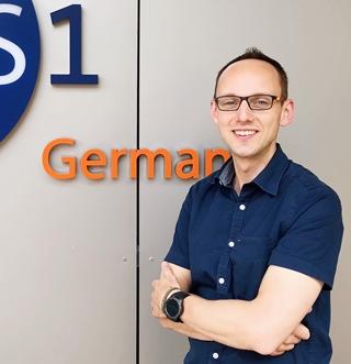 """Ralph Tröger, senior manager Identification & Data Carrier bij GS1: """"De test bewijst het potentieel van blockchain om het oubollige en vaak inefficiënte proces van paletuitwisseling te vervangen."""""""