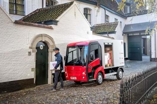 Addax Motors: eerste Belgische constructeur van elektrische bestelwagens