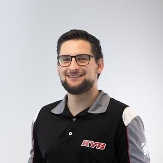 """Diégo Claessens, projectmanager bij Technical Touch: """"Met ons nieuwe ERP-systeem van Microsoft krijgen we een betere kijk op de rotatie van onze artikelen. Daardoor kunnen we ook beter inschatten wat onze voorraadniveaus"""