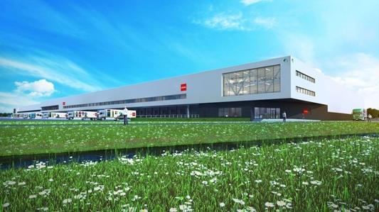 Prologis bouwt nieuw distributiecentrum voor Hema