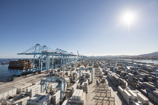 TradeLens werd opgericht door IBM en het Deense transportbedrijf Maersk. Het platform verenigt organisaties die betrokken zijn bij het versturen van een container van punt A naar punt B.