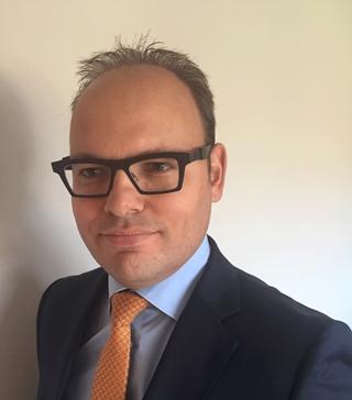 """Stefan Thijs, customer journey expert bij ING België: """"Er is natuurlijk de technologische uitdaging, maar het probleem dat concurrerende bedrijven hun data niet altijd willen prijsgeven staat nauwe samenwerking vaak nog meer in de weg."""""""