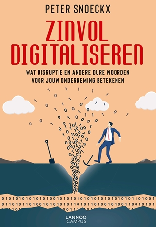 De motivatie van Peter Snoeckx om zijn boek te schrijven, is de vaststelling dat een aantal klanten zich niet aangesproken voelen door de digitale revolutie rondom zich, of dat ze zich er wel door aangesproken voelen, maar niet weten hoe eraan te beginnen om zich aan te passen.