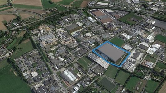 Logistics Capital Partners koopt eerste terrein in België