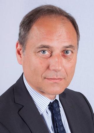 """EMEA ERP SCM & MFG Business Solutions director bij Oracle, Lionel Albert: """"Het is hoog tijd om de ERP-pakketten te vernieuwen, willen bedrijven zichzelf transformeren. Het is uiteindelijk het ERP-pakket dat de vernieuwde business met heel wat digitalisering zal ondersteunen."""""""