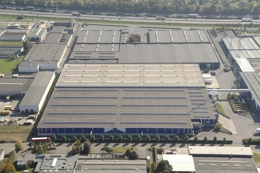 Eutraco neemt tweede logistieke hub van 30.000m² in gebruik in Sint-Niklaas