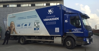 Vooral het feit dat X²O zijn transport aan diverse transporteurs uitbesteedt, zorgt ervoor dat het erg moeilijk is om het overzicht te behouden.