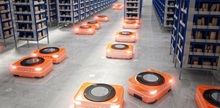 Disruptieve innovatie voor het magazijn