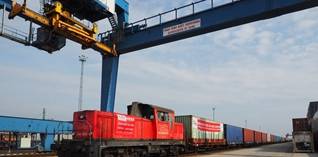 ÖBB Rail Cargo Group zet eerste vrachtconnectie op tussen Xi'an en Boedapest