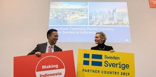HANNOVER MESSE: Indonesië verkozen tot partnerland 2020