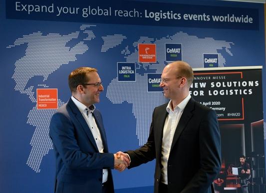 HANNOVER MESSE: Industrie 4.0 brengt productie en logistiek dichter bij elkaar
