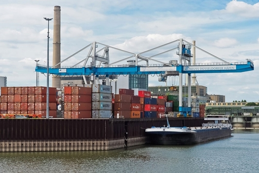 Bedrijven benutten steeds vaker Belgische waterwegen