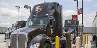 UPS gaat voor hernieuwbare energie