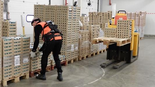Robotpakken in de logistiek nog niet voor morgen