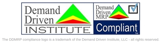 OMP Plus achieves DDMRP compliance from Demand Driven Institute (DDI)