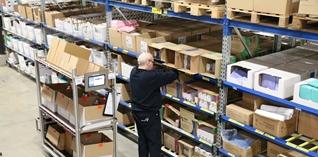 Multi-orderpicking maakt tijdwinst tot wel 45 procent mogelijk!