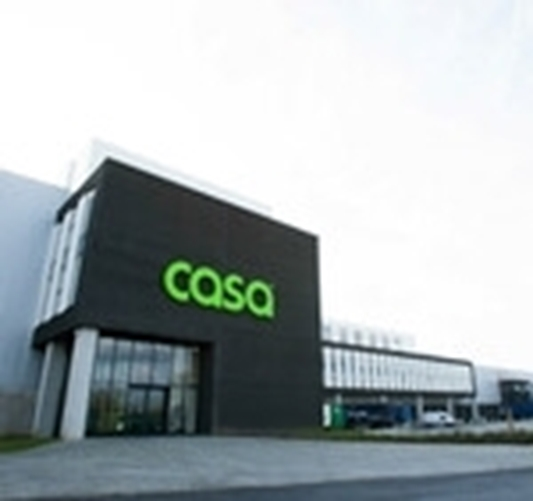 CASA International investeert in toekomst