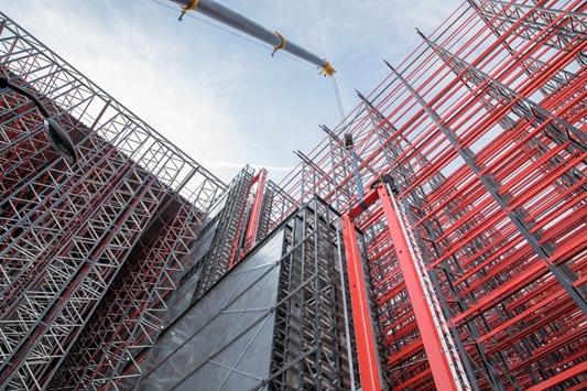 Innovatieve productie locatie voor Euroma