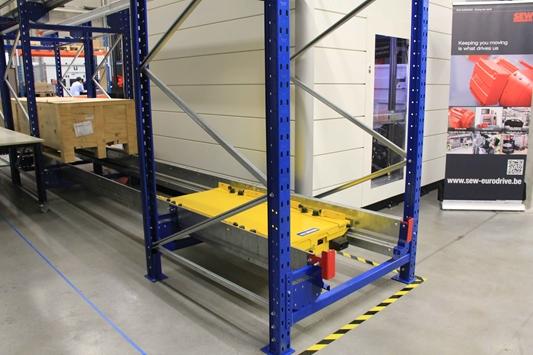 KU Leuven opent Labo Logistieke Technologie op Technologiecampus Gent
