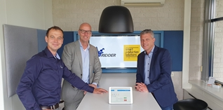 Ridder Data Systems en Smart Production Solutions integreren software voor de werkvloer