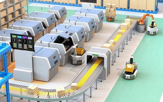 Robots hertekenen toekomst van warehousemedewerkers