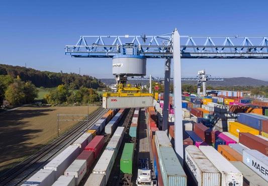Schweizerzug lanceert nieuwe rechtstreekse spoorverbinding naar Rotterdam