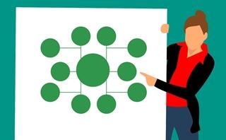 Blockchain laat zich eenvoudig omschrijven als een gedistribueerde database met gedecentraliseerde opslag.