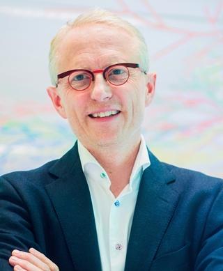 """Thierry Geerts, CEO Google België: """"Innovatie draait eerder om cultuur dan om technologie."""""""