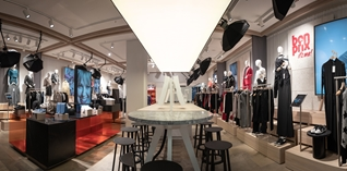 Bonprix' new store concept: the future of shopping is here