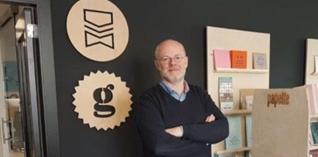 Hoe uitgeverij Papette weer winst maakt met voeten op tafel