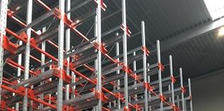 Ecochem opteert voor rekken en shuttlesysteem van Toyota Material Handling