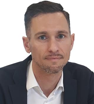 Mattijs Smits, Sales Manager Swisslog België
