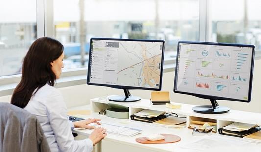 Webfleet Solutions wordt nieuwe naam van TomTom Telematics
