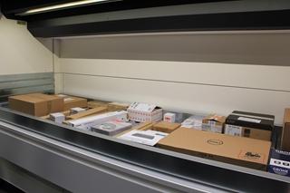 In het labo werden verschillende mogelijke verbeteringen op het vlak van verticale liftsystemen gesimuleerd.
