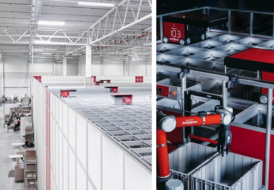 Acht mythes over warehouse automatisering